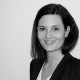 Jasmine Gebhard<br /> <br /> Geschäftsführerin<br /> (M.A. Soziologie und Betriebswirtschaft)