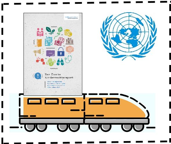 Kinderrechtereport reist nach Genf