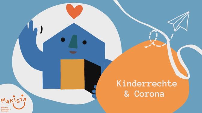 Informationsseite: Kinderrechte in Zeiten von Corona
