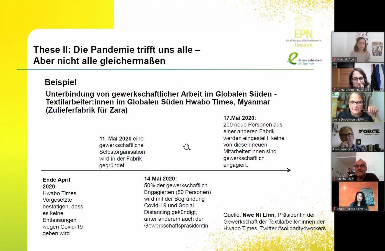 """Konferenz des Hessenbündnisses """"Demokratiebildung nachhaltig gestalten"""""""