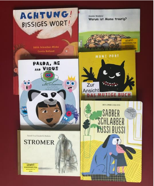 Literaturempfehlung: Bücher zu Corona - Mit Kindern ins Gespräch kommen