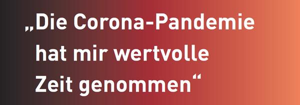 """Die zweite JuCo-Studie veröffentlicht: """"Die Corona-Pandemie hat mir wertvolle Zeit genommen"""""""