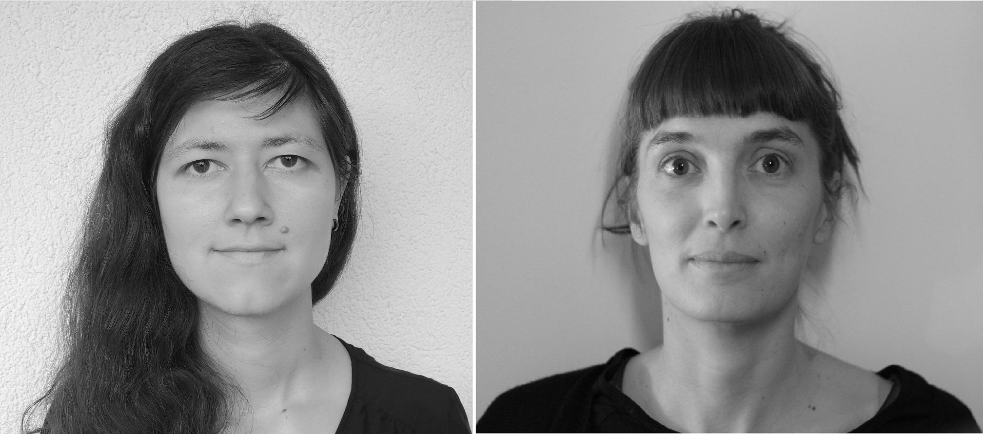 Ina Hammel, Christine Kone und Katharina Rhein